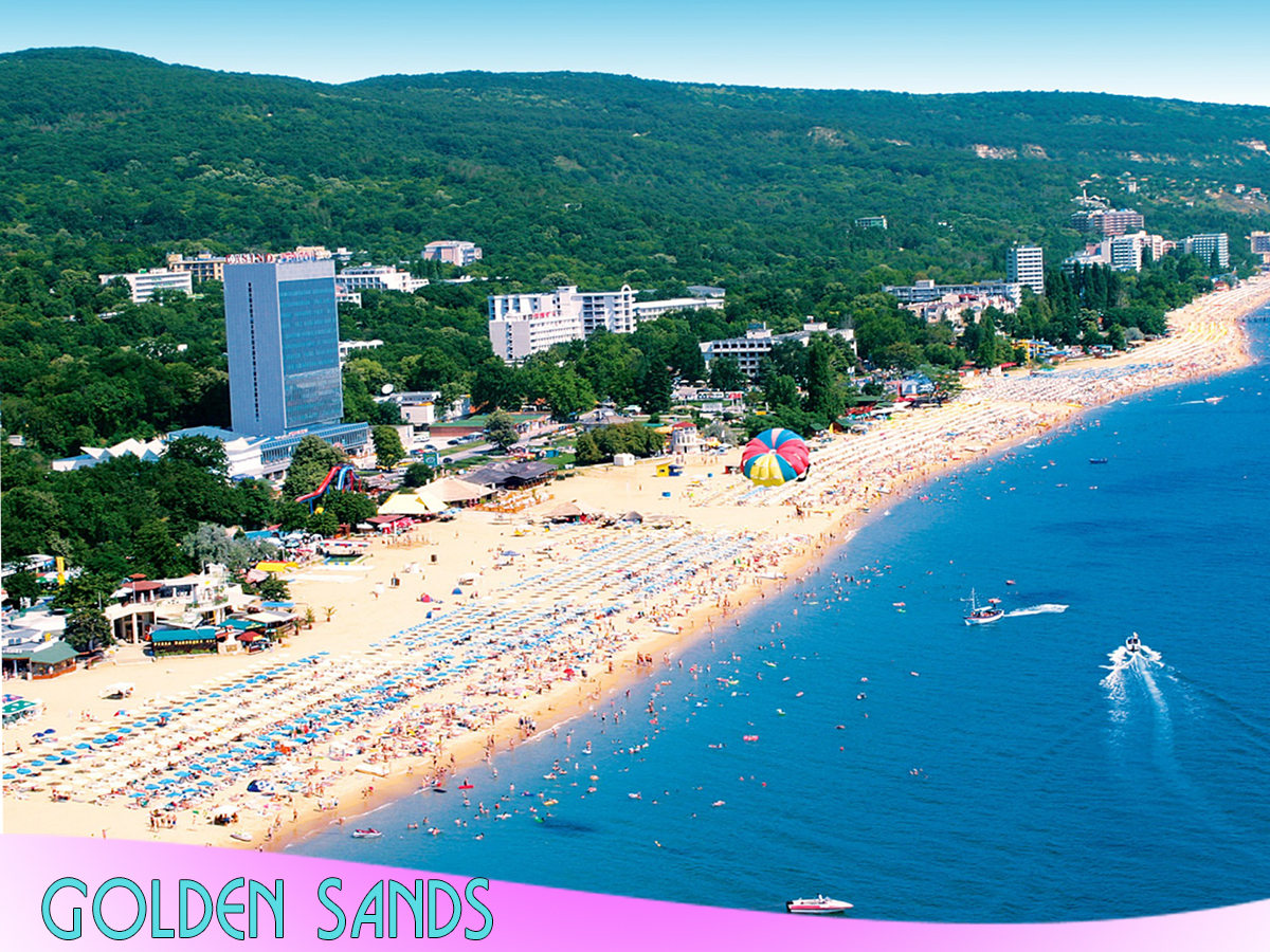 ferie i bulgaria golden sands