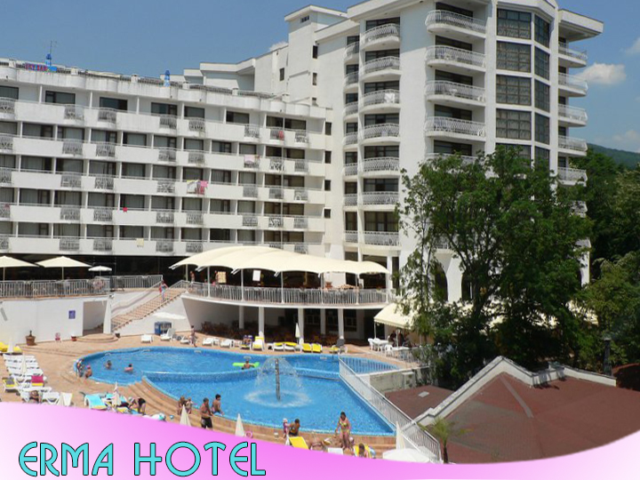 hotell erma golden sands
